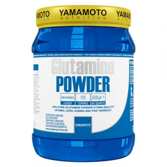 GLUTAMINE POWDER KYOWA® QUALITY 600 grammi