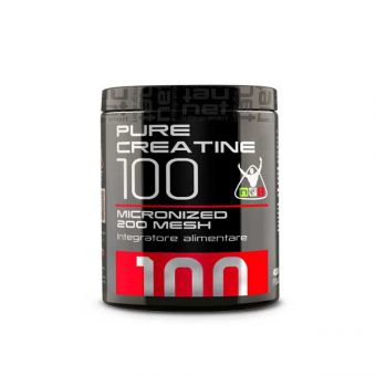 Pure Creatine 100 Micronized 200 Mesh 400g