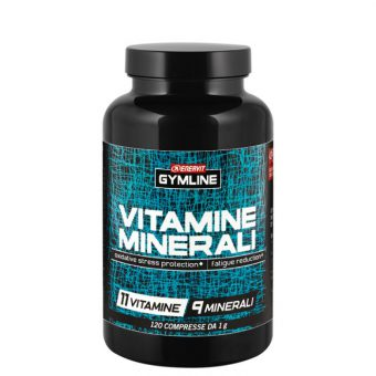 GYMLINE MUSCLE VITAMINE MINERALI 120 cprs