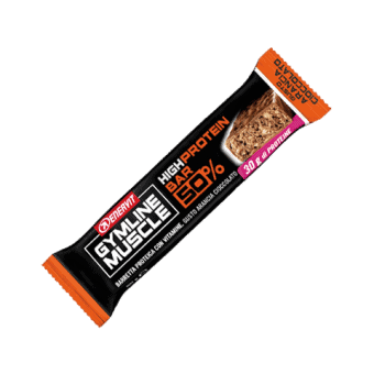 GYMLINE MUSCLE HIGH PROTEIN BAR 50% (TUTTI I GUSTI)