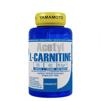 ACETYL L-CARNITINE 1000MG 60 capsule