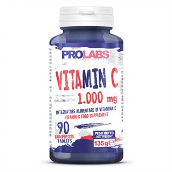 VITAMIN C 1000 mg  90 COMPRESSE