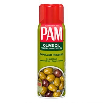 Pam Cooking Spray Extra Virgin Olive Oil 141gr