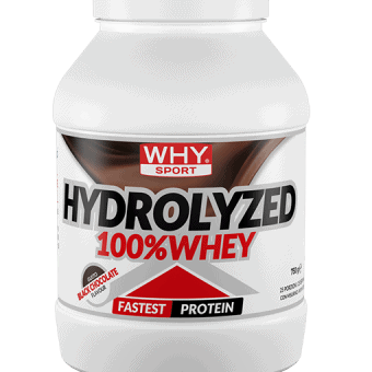 HYDROLYZED 100% WHEY 750g