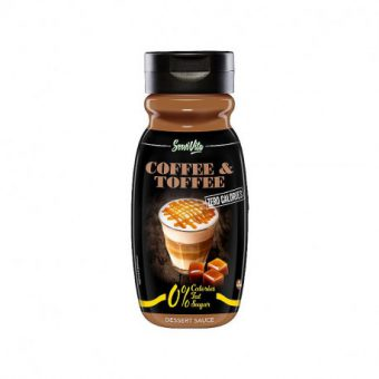 Salsa Coffee & Toffee 320ml (Caffè e Caramello)