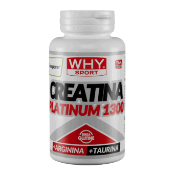 CREATINA PLATINUM 1300   120cprs