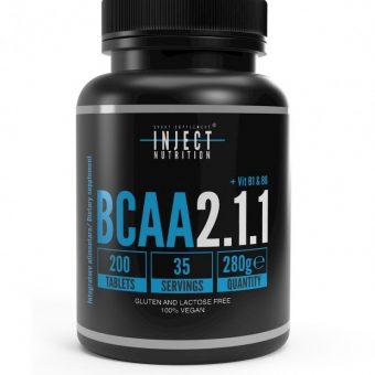 BCAA 2:1:1  200cprs