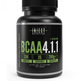 BCAA 4:1:1 200cprs
