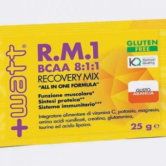 R.M.1 BCAA 8:1:1 Recovery Mix