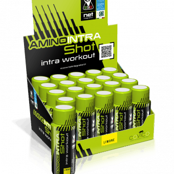 AMINOINTRA SHOT – INTEGRATORE INTRA WORKOUT