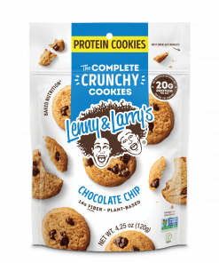 The Complete Crunchy Cookie 120g tutti i gusti