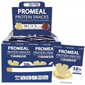 PROMEAL PROTEIN SNACKS 38%